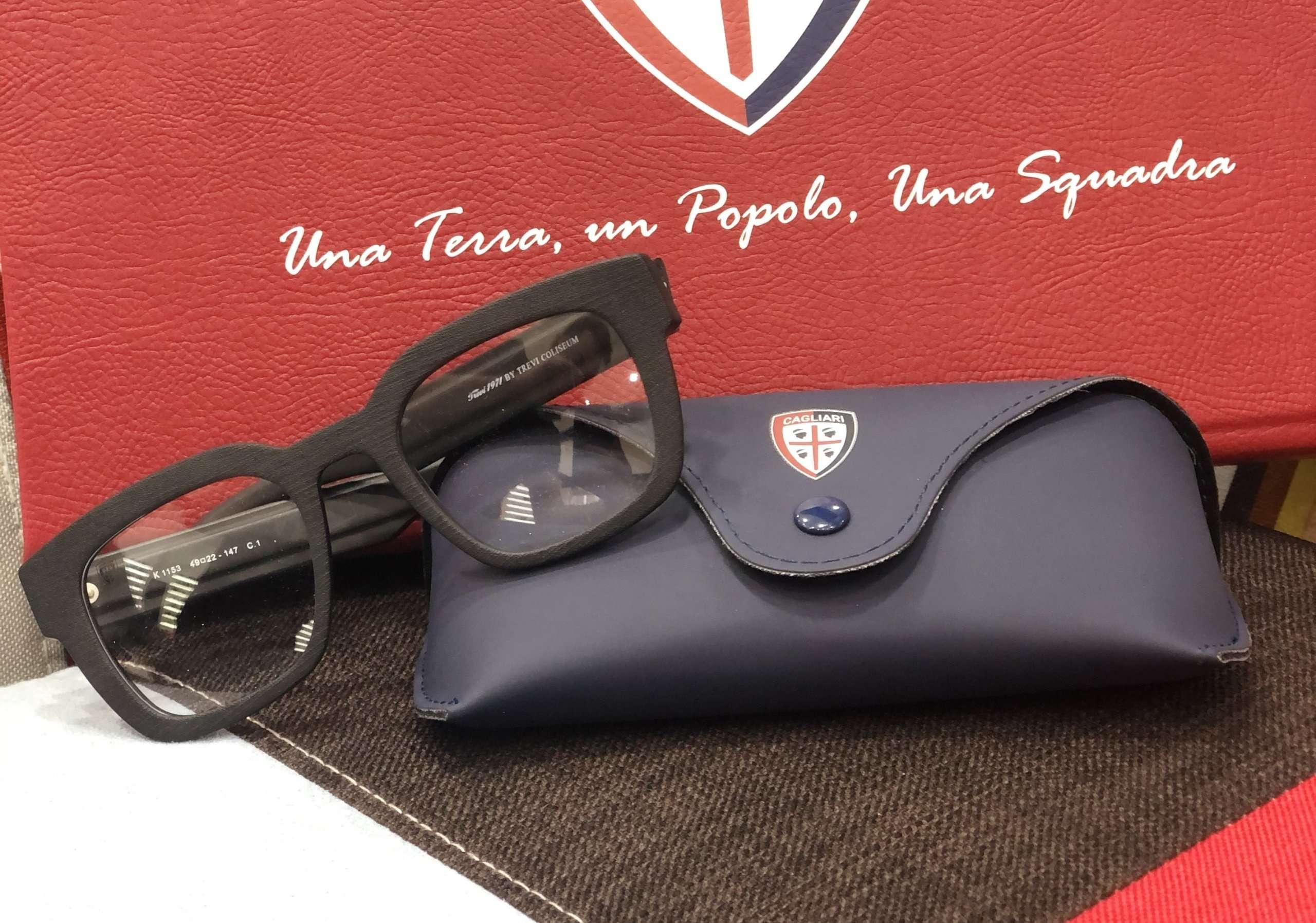 Occhiale vista okky cagliari calcio 2021