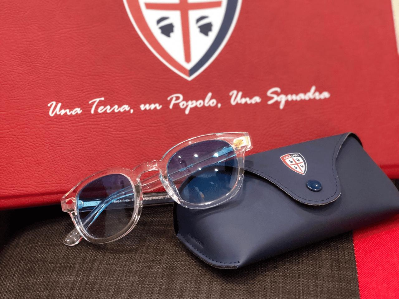 Occhiale sole okky cagliari calcio 2021